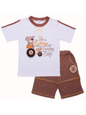 Комплект: футболка і шорти | 5282537