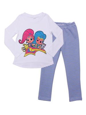 Комплект: лонгслів і штани | 5289862