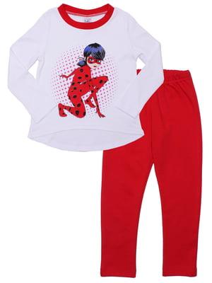 Комплект: лонгслів і штани | 5289863