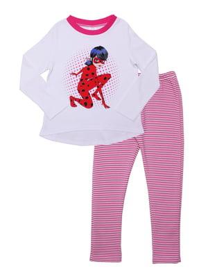 Комплект: лонгслів і штани | 5289866