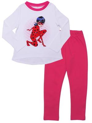Комплект: лонгслів і штани | 5289867