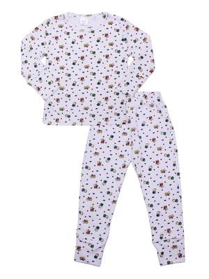 Пижама: джемпер и брюки   5305609