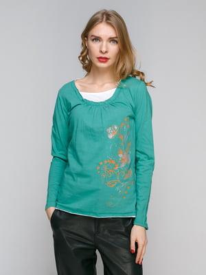 Блуза світло-зелена | 5291014