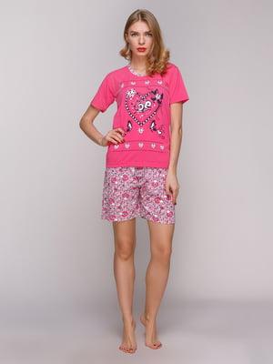Комплект: футболка и шорты | 5290998