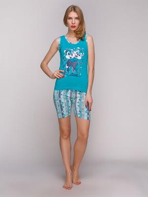 Комплект: майка и шорты | 5291003