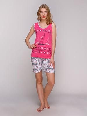 Комплект: майка и шорты | 5290999