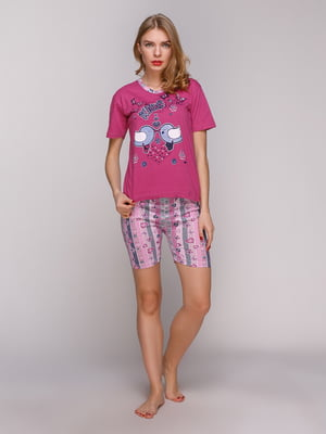 Комплект: футболка і шорти | 5290997