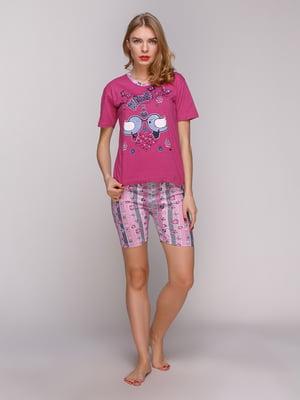 Комплект: футболка и шорты | 5290997