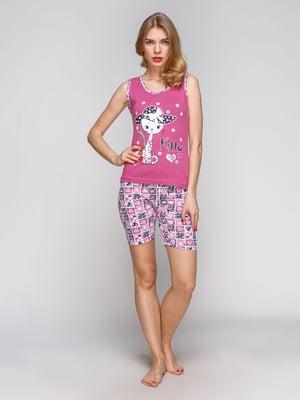 Комплект: майка и шорты | 5290996
