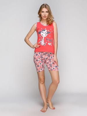 Комплект: майка и шорты | 5290995