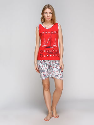 Комплект: майка и шорты | 5291001