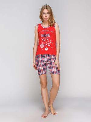 Комплект: майка и шорты | 5291005