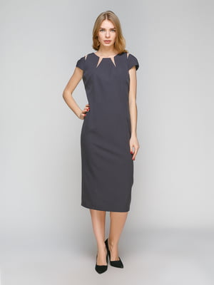 Платье фиолетовое   4836846