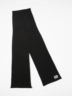 Шарф чорний | 5301143