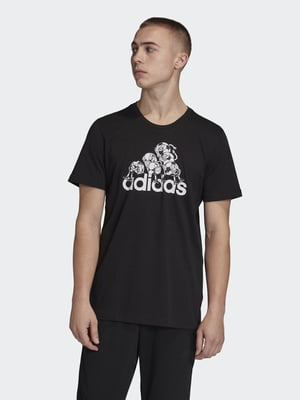 Футболка черная   5305730
