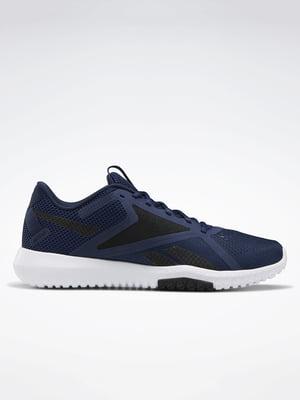 Кроссовки синие | 5301142