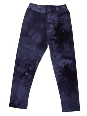 Легінси темно-сині | 5306058