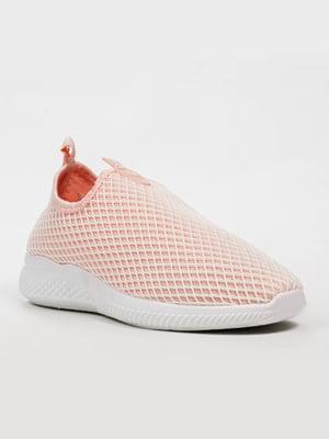 Кросівки рожеві | 5305398