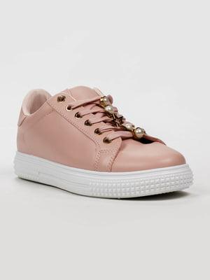 Кроссовки розовые | 5305408