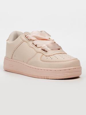Кроссовки розовые | 5305426