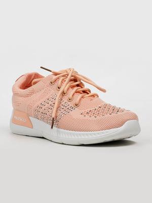 Кроссовки розовые | 5305412