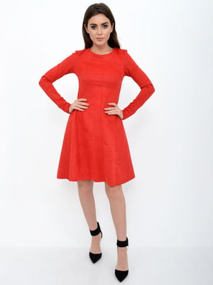 Платье красное | 5306253