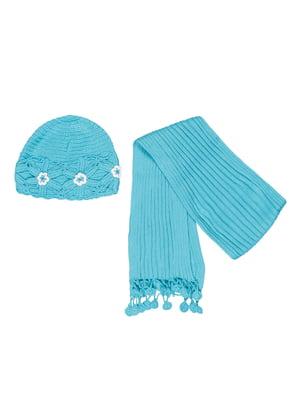 Комплект: шапка та шарф | 5304013