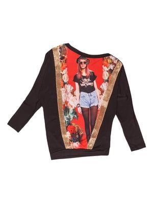 Блуза чорна | 5303967