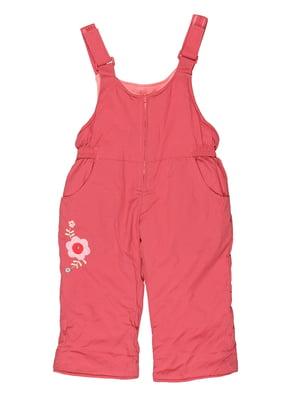 Комбінезон блідо-рожевий   5303943