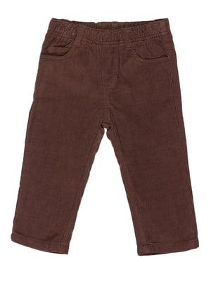 Штани коричневі   5304010