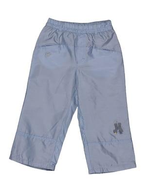 Штани блакитні | 5304019