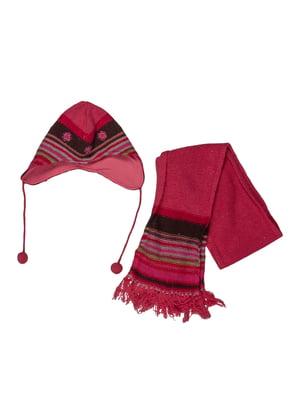 Комплект: шапка і шарф | 5304017