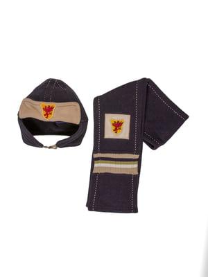 Комплект: шапка и шарф   5304023