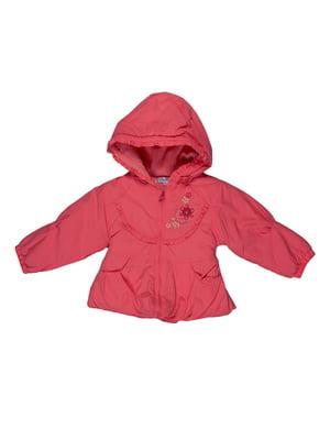 Куртка рожева | 5303944