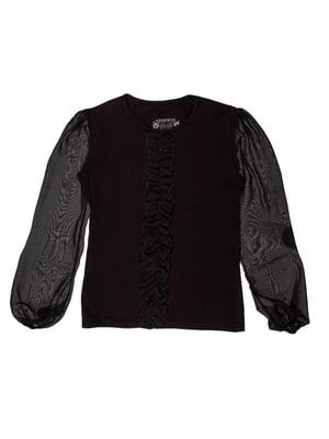Блуза чорна | 5303973