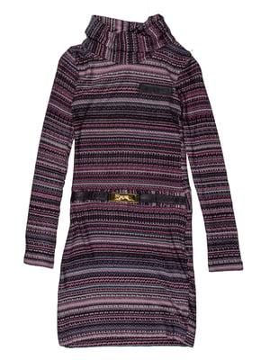 Сукня бузково-сіра | 5303999