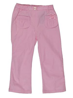 Штани світло-рожеві | 5303942