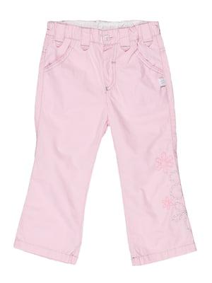 Брюки светло-розовые | 5303941