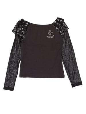 Блуза чорна | 5303948