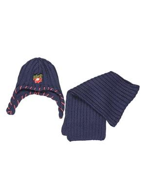 Комплект: шапка и шарф   5304018