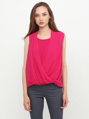 Блуза малиновая | 5308518