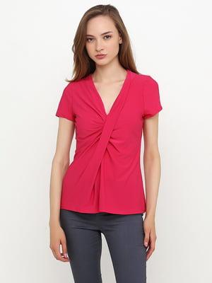 Блуза малиновая | 5308522