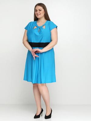 Сукня бірюзова | 5308528