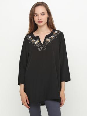 Блуза черная | 5308530