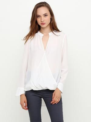 Блуза белая | 5308533