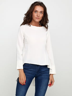 Блуза молочного цвета | 5308539