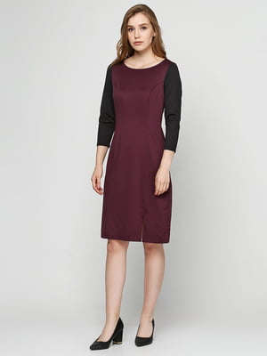 Сукня двокольорова | 5308544