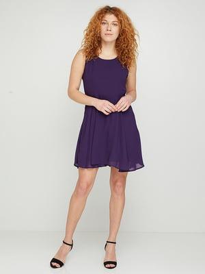Сукня фіолетова | 5308546