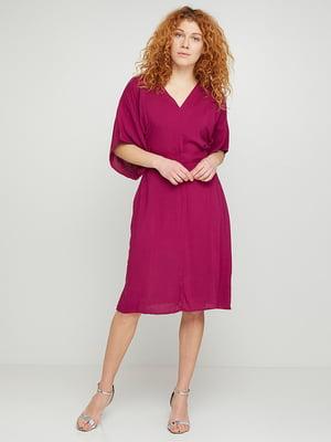 Платье цвета фуксии | 5308549