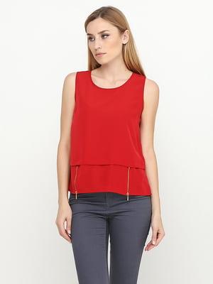 Блуза красная | 5308558